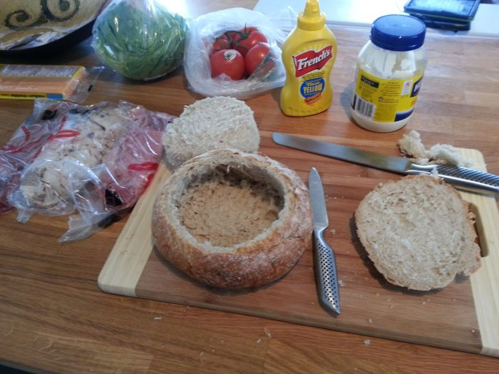 How to Make a Perfect Sandwich