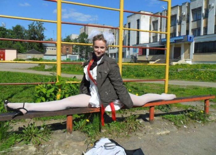 Russian High School Graduates