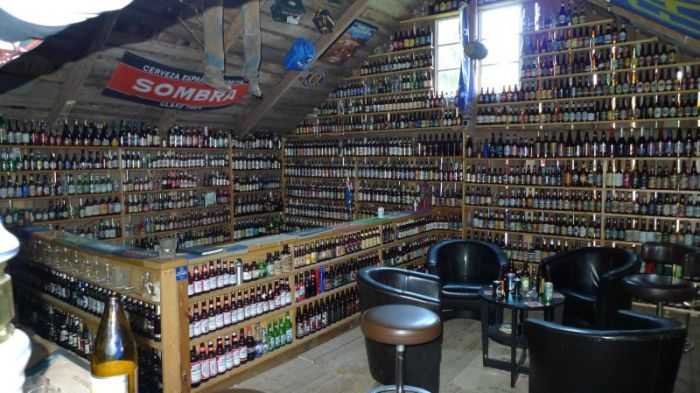 Beer Bottles Collection