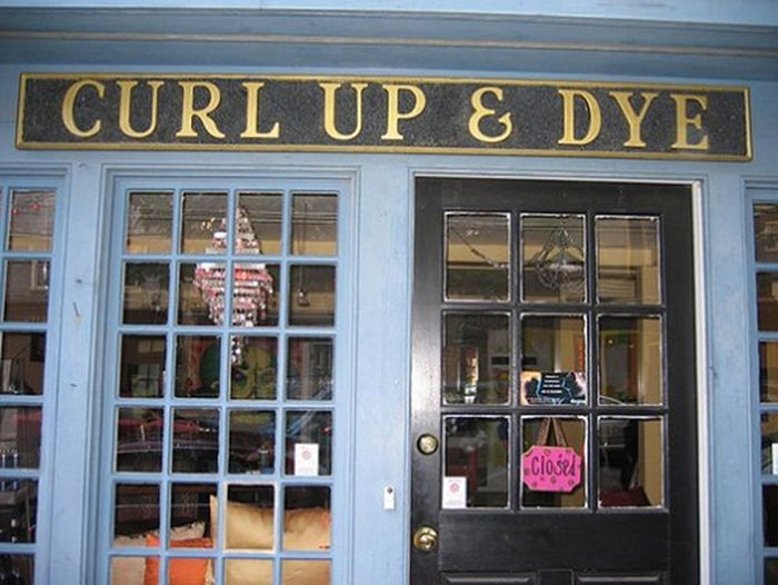 Ridiculous Business Names Fun