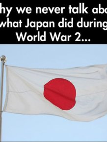 Japanese War Crimes in WWII