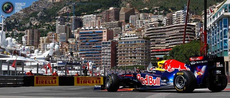 Formula 1 - Monaco Grand Prix 2011, part 2011