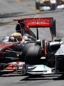 Formula 1 - Monaco Grand Prix 2011