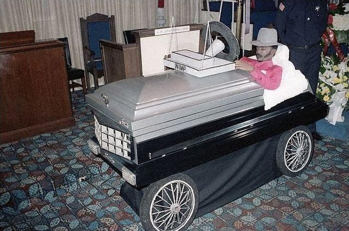 Odd Funerals