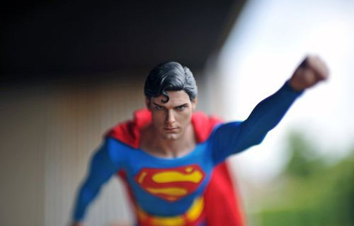 Action Figures in Real Life