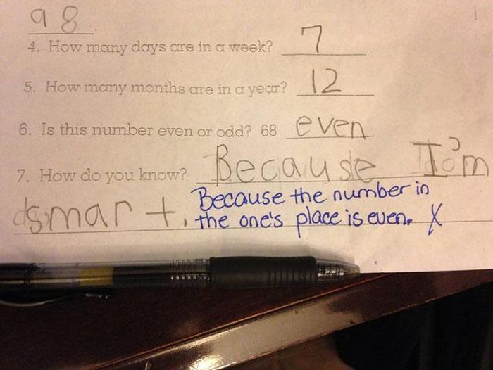 Funny Exam Answers, part 3