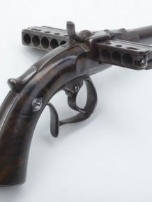 Harmonica Gun