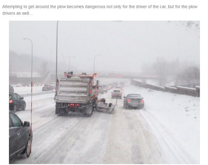 What Is It Like to Be a Snowplow Driver