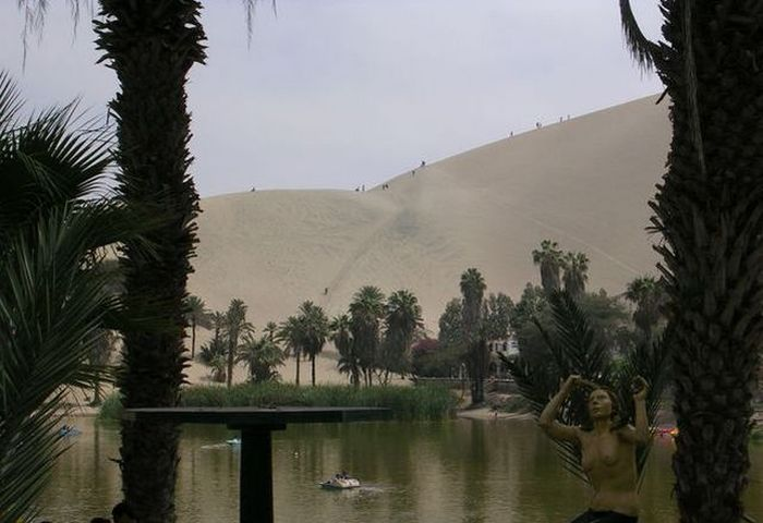 Oasis of America, Huacachina, Peru