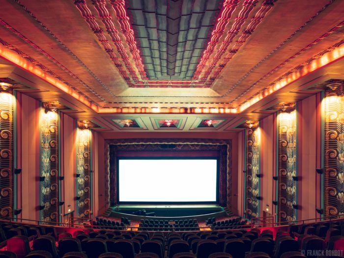 Inside the Empty Cinemas