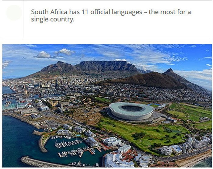 Very Interesting Facts About Languages
