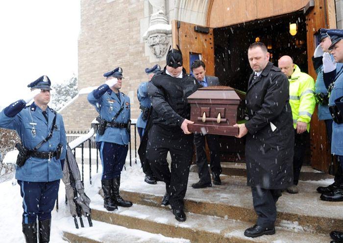 The Funeral of Jesse Heikkila