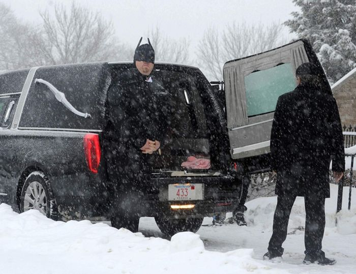 The Funeral of Jesse Heikkila