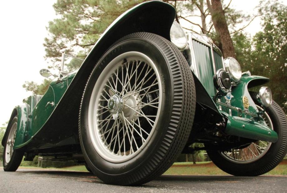 1936 MG