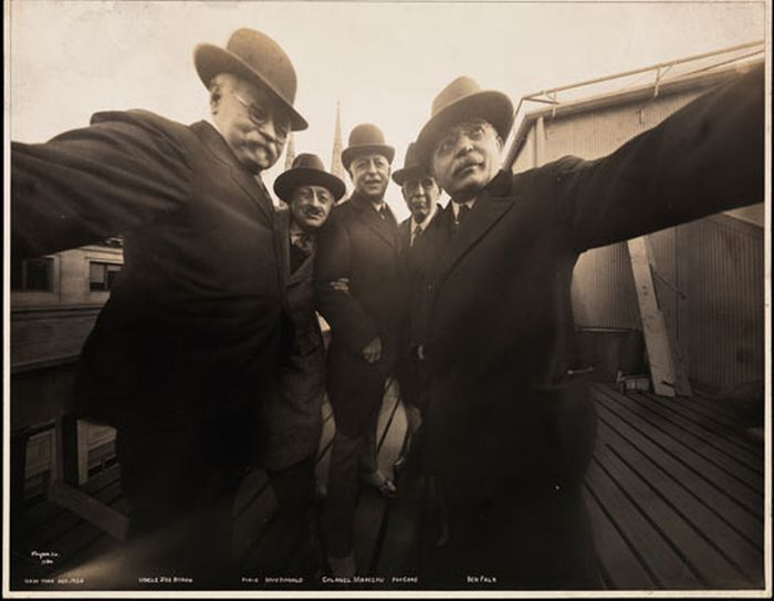 Selfie from 1920, part 1920