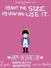 Smart Valentine's Day Cards