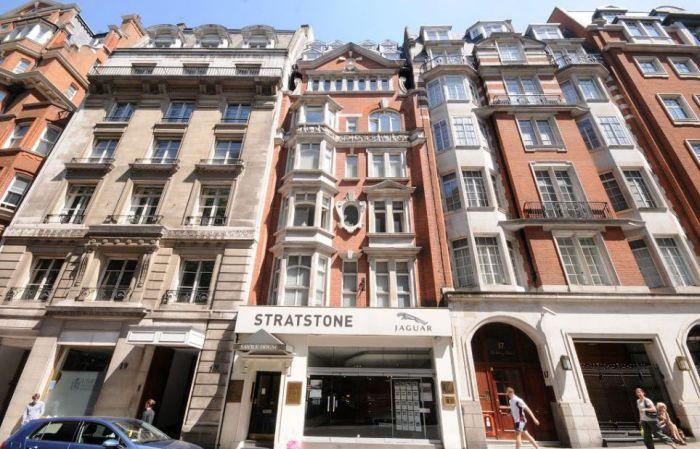 Britain's Smallest £1 Million Property