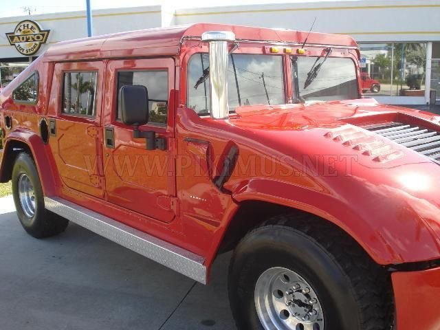 Customized Hummer H1