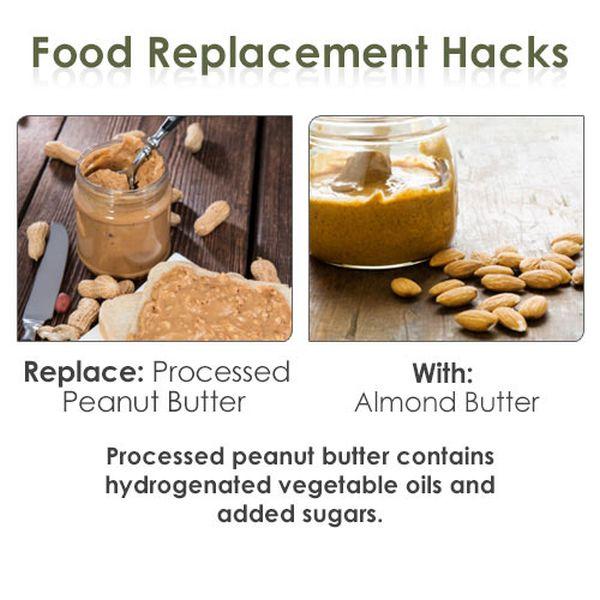 Food Replacement Hacks