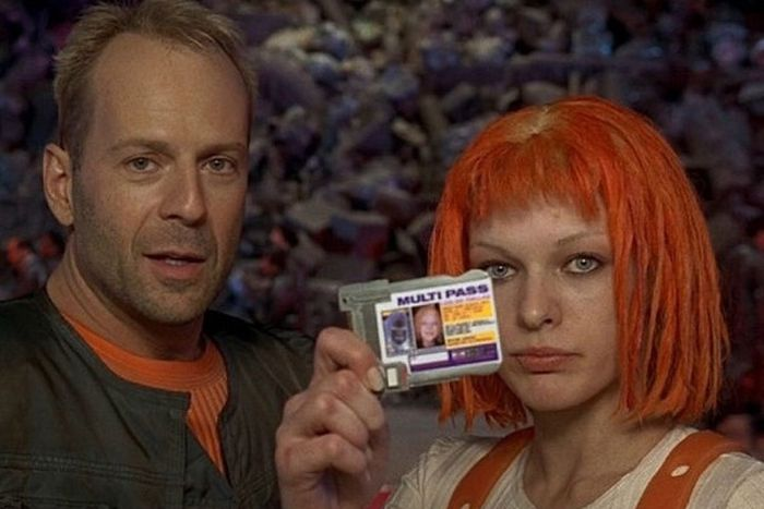 The Fifth Element Then and Now