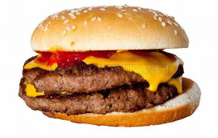 Real Burgers vs Ad Burgers