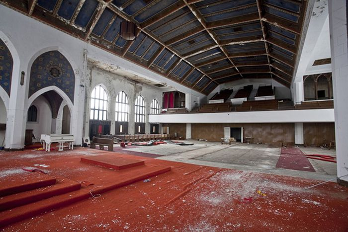 Abandoned Churches of Detroit