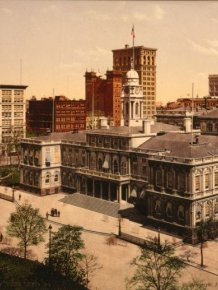 Photos of NYC in 1900