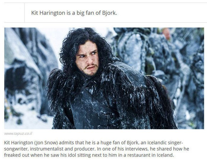 Game of Thrones Facts, part 2