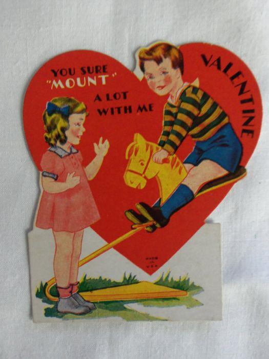Vintage Valentines