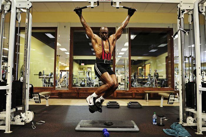 70-Year-Old Bodybuilder