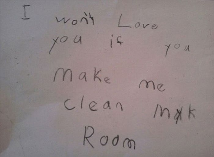 Notes From Kids
