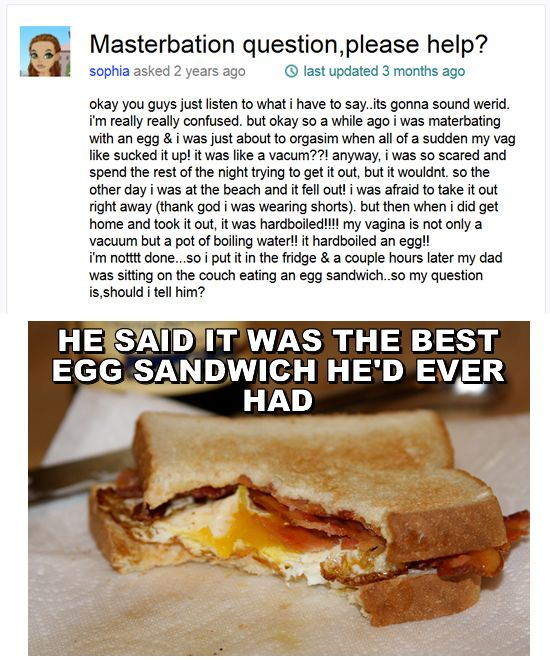 Funny Yahoo Answers Questions Fun