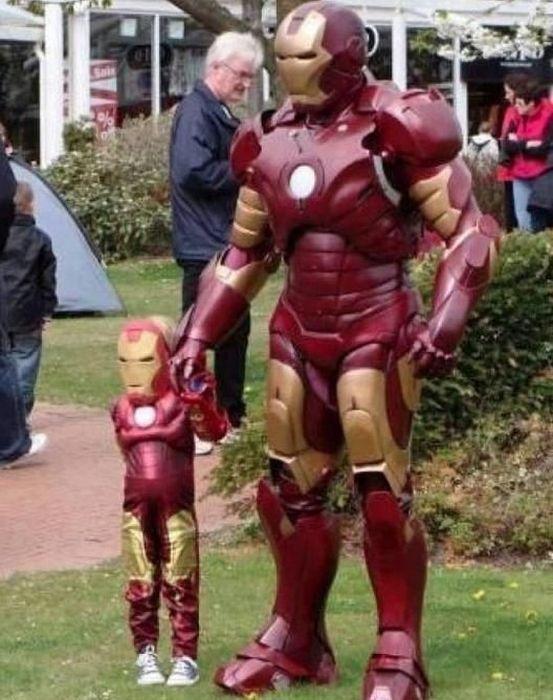 Like Father, Like Son, part 2