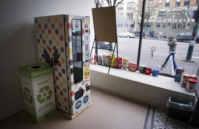 Crack Pipe Vending Machines