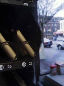 Crack Pipe Vending Machines