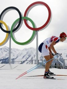 The Warmest Winter Olympics Ever