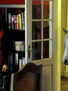 A Horse Sheltered From Storms in the Owner's House