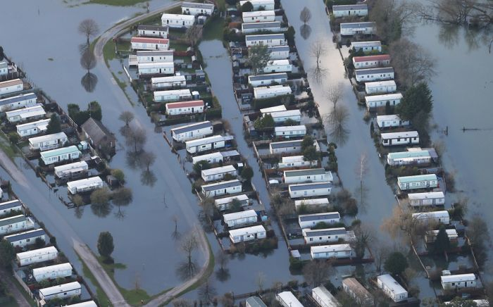 Thames Flooding