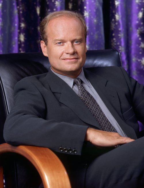 The Tragic Life of Kelsey Grammer