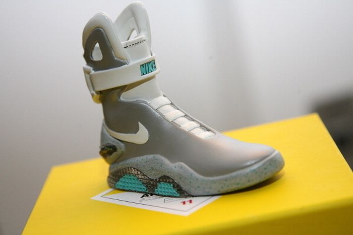 """""""Back To The Future"""" Power Laces"""