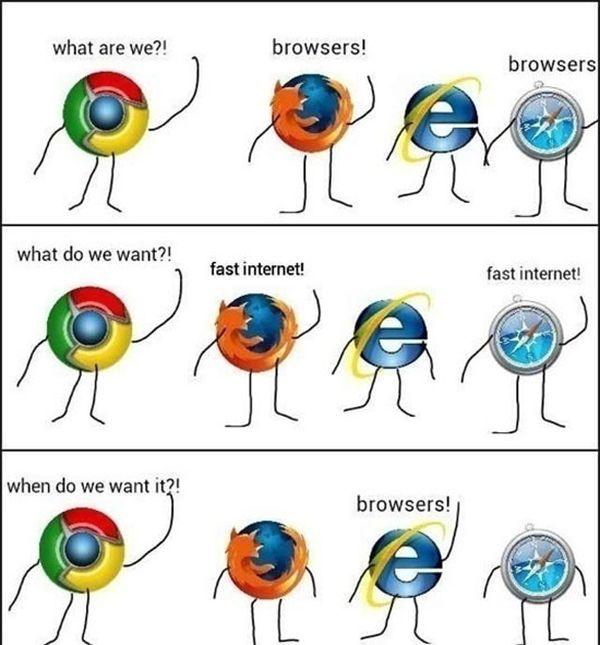Let's Talk About Internet Explorer
