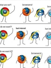 Let's Talk About Internet Explorer