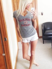 Hot girls in shorts