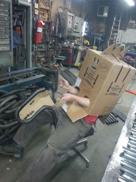 Work Fails & Job LOLs, part 17