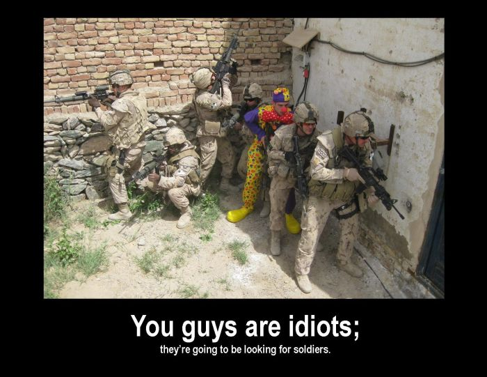 This Post is About Idiots
