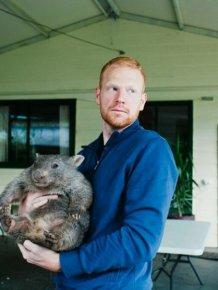 Pet Wombat