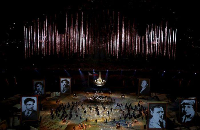 Closing Ceremony of Sochi Winter Olympics
