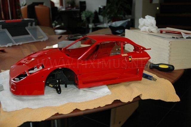 Mini Ferrari