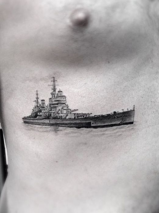 Tattoos by Dr. Who
