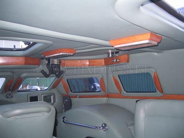 Luxury APC